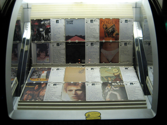 Fox & Hounds Brings Back its Old Jukebox | DCist