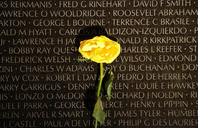 Obama Commemorates 50th Anniversary of Vietnam War | DCist