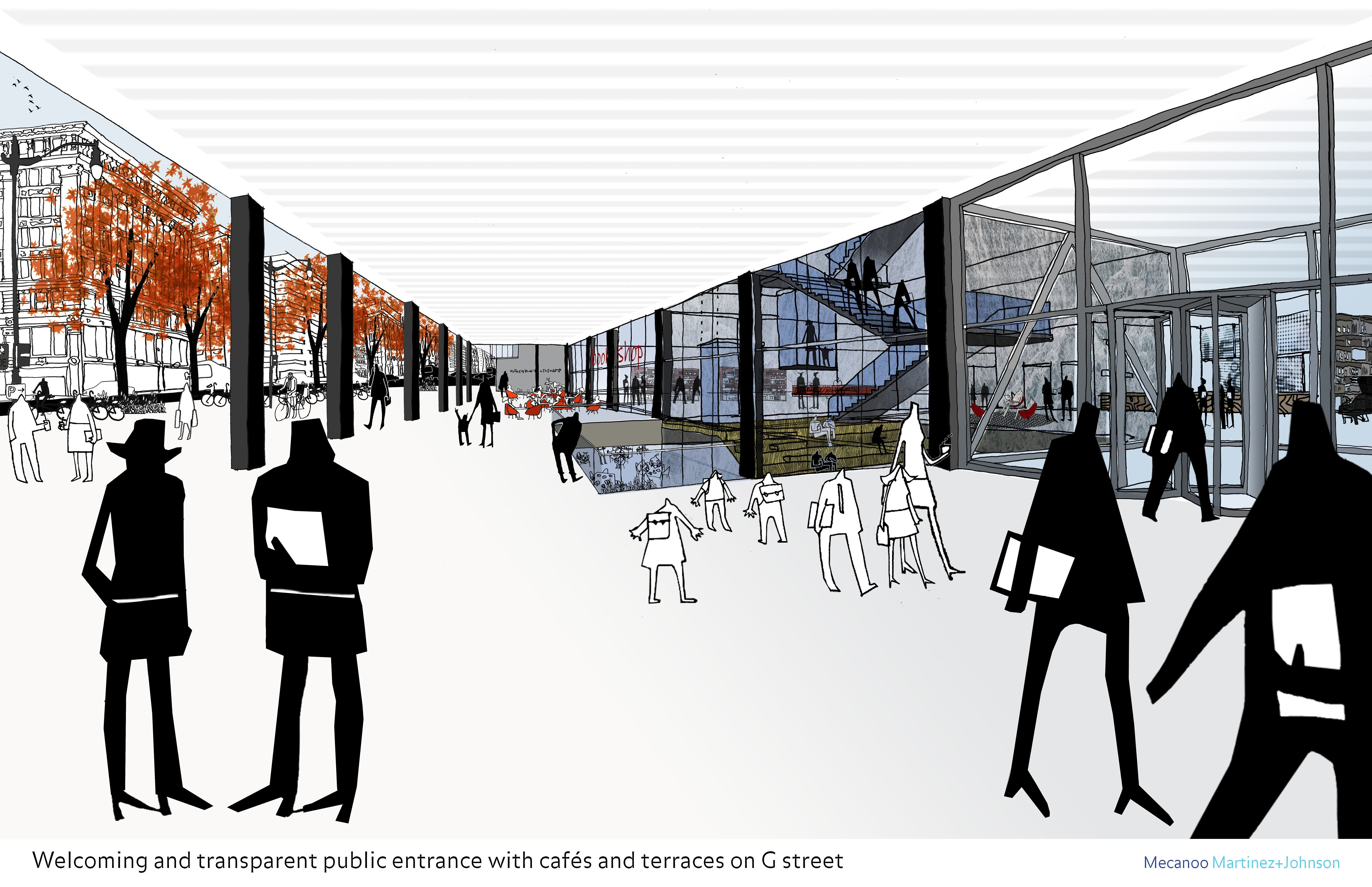 Video: Architecture Teams Explain MLK Library Design Ideas