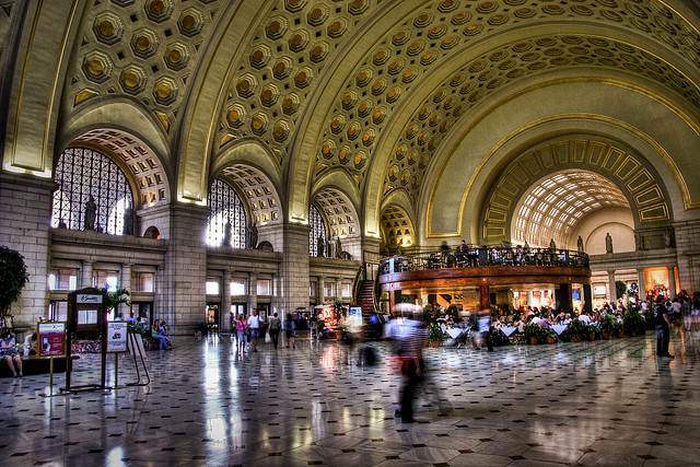 Amtrak Not Keen on Digging Holes in Union Station's Main