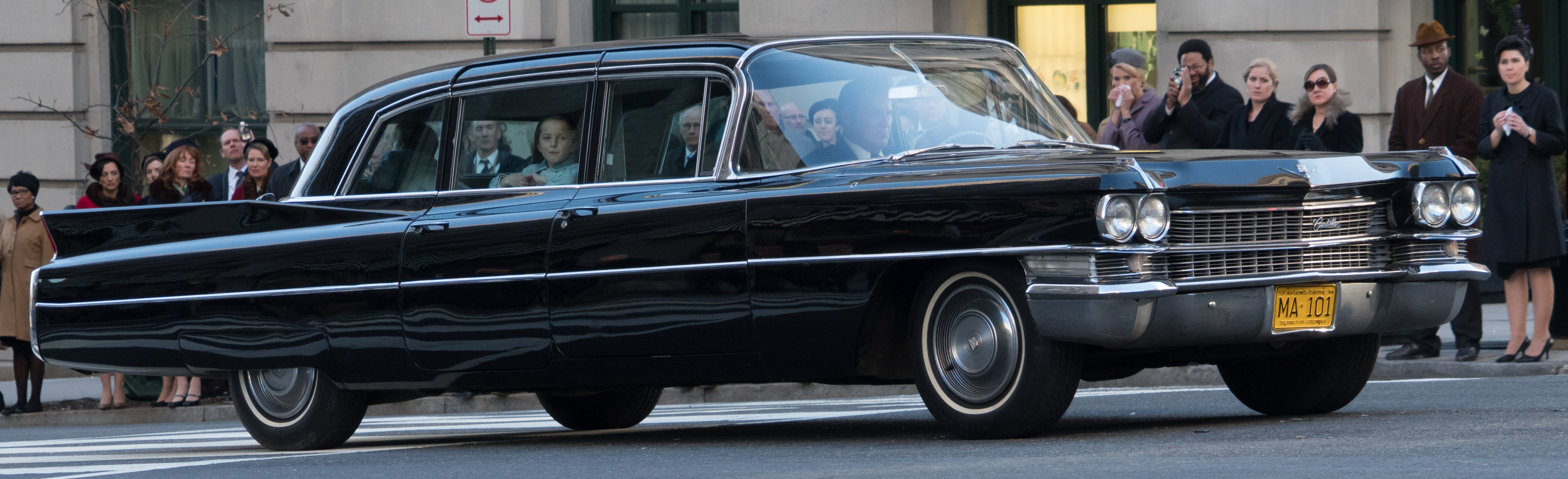 Photos: Natalie Portman Films Scenes For Jackie Kennedy Movie In