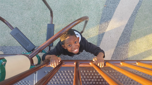 D.C.'s Best Playgrounds, As Reviewed By An 8-Year-Old | DCist