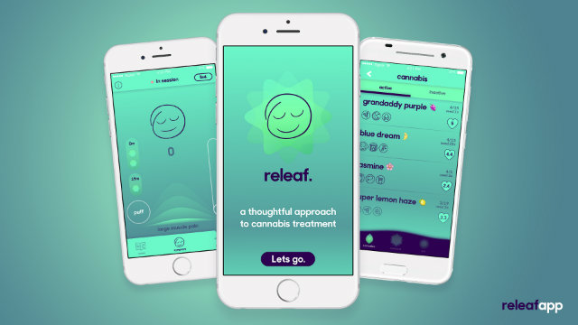 New App Releaf Wants To Bring Joy And Science To Medical