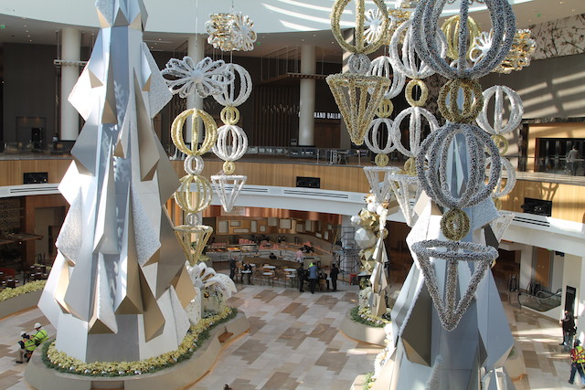 Photos: MGM National Harbor Is Ready For Its Glitzy Debut