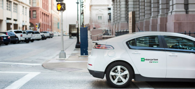 Enterprise CarShare Is Leaving D C , Saying There's Not