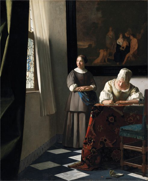 Start Lining Up For 'Vermeer And The Masters of Genre Painting' At