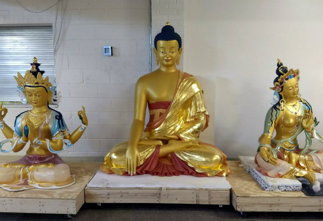 D C  Meditation Center Opens New Buddhist Temple In