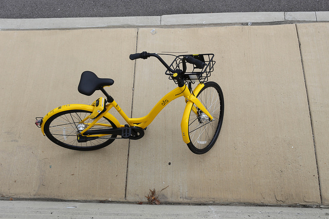 Ofo Is Out Of D C , But You Can Have One Of Those Oh-So