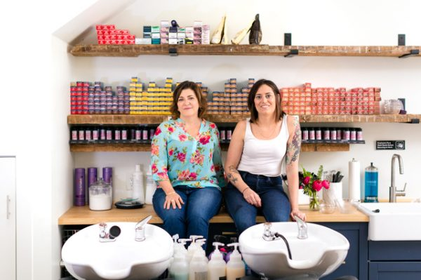 This New Park View Salon Offers Both Hair Cutting And Healing
