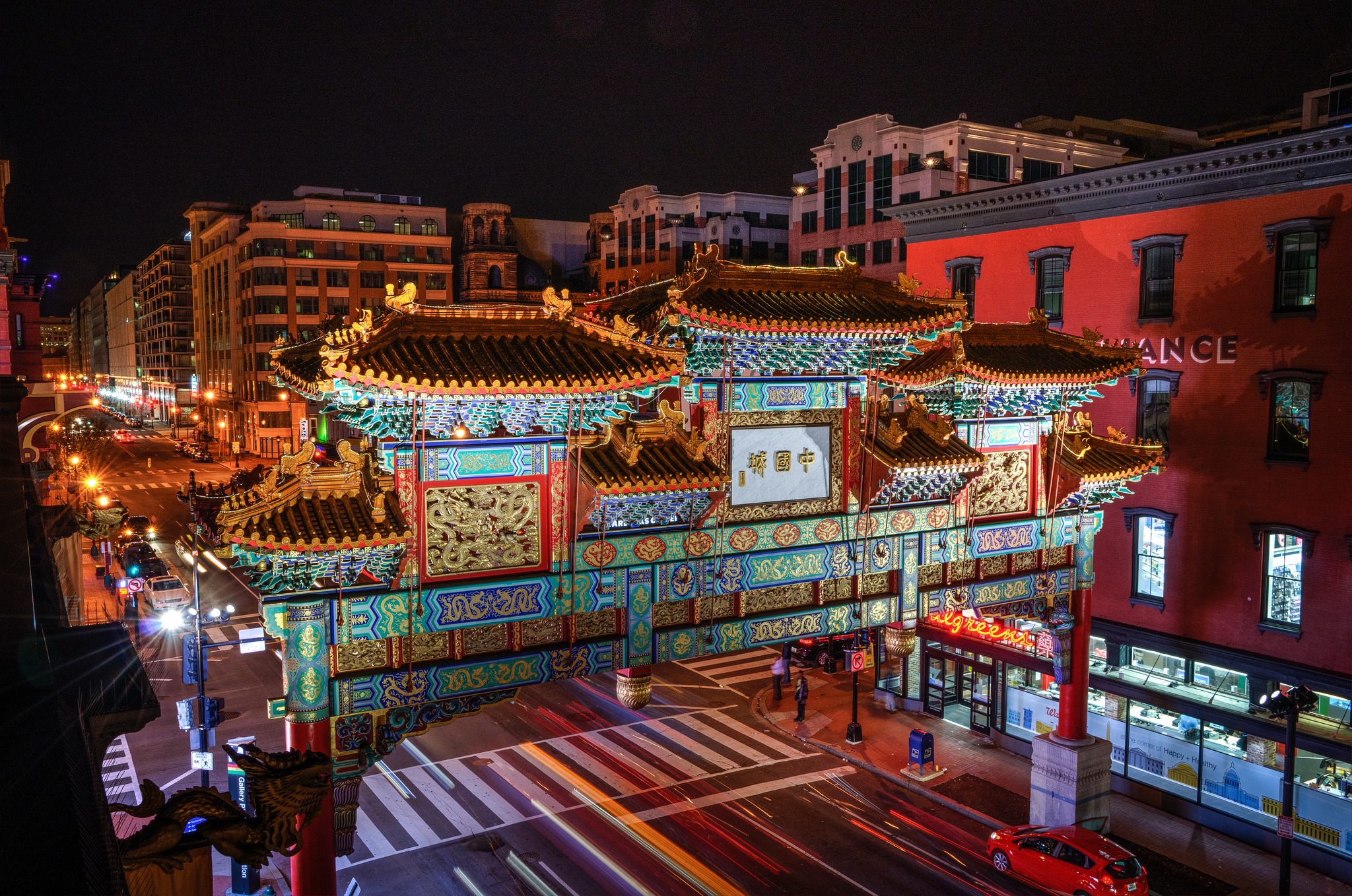 Ten Facts You May Not Know About Chinatown Dcist