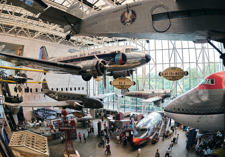 """Résultat de recherche d'images pour """"Museum of Air and Space"""""""