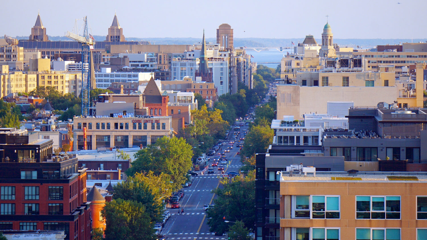 Study Suggests Gentrification Has >> D C Has Had The Most Gentrifying Neighborhoods In The Country