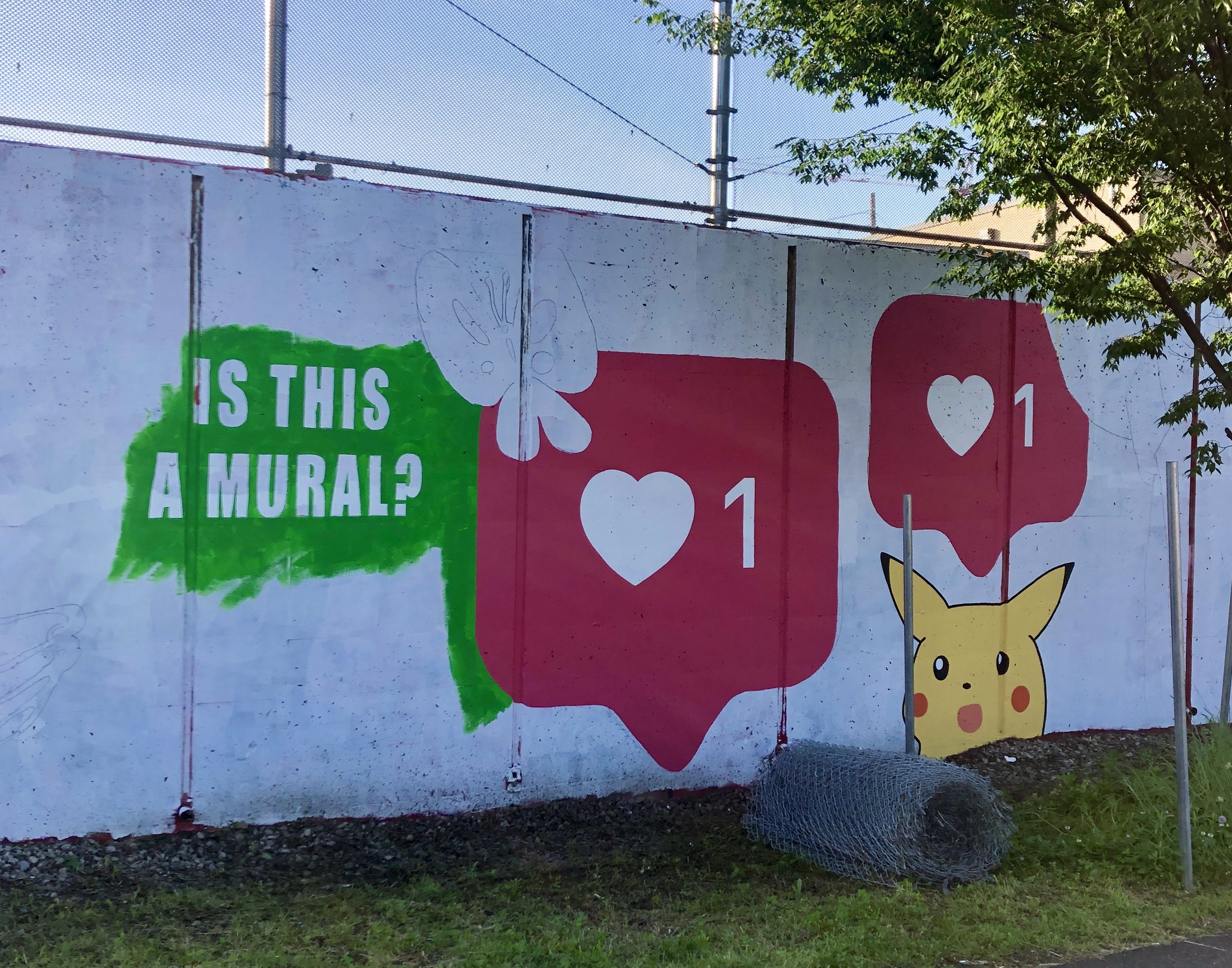 Map There Are 16 New Murals Up In Noma If You Need Something To Instagram This Weekend Dcist
