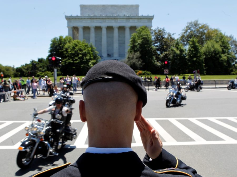 Rolling Thunder Will Roll Through D C  For The Last Time This