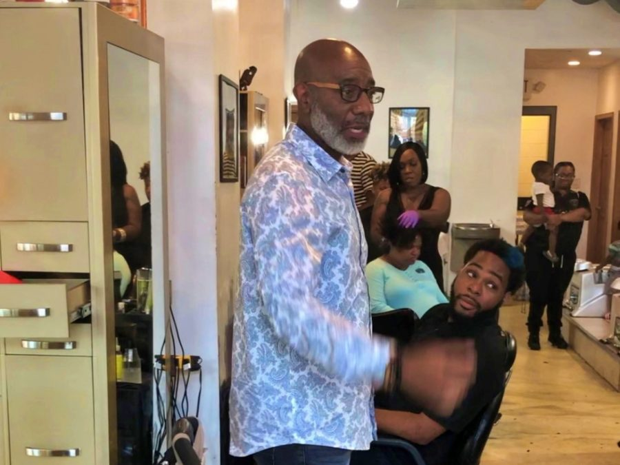 This Program Uses Black Barbershops As Ground Zero To Quash Stigma