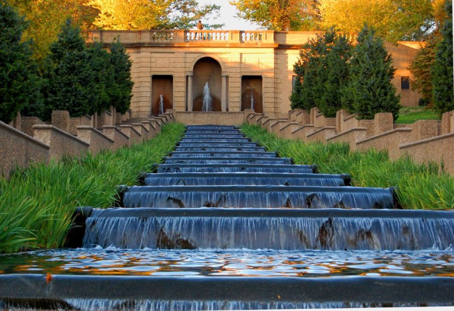 The Water Is Flowing Again At The Meridian Hill Park Fountain | DCist