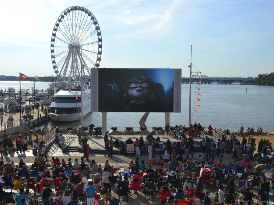 Here's Where To Watch Outdoor Movies This Summer | DCist