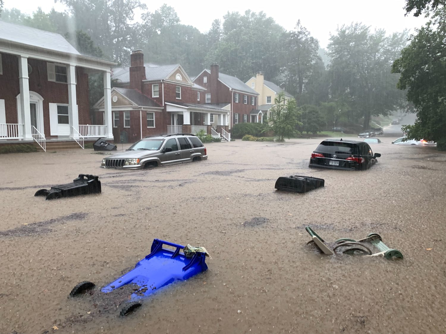Dozens Of People Had To Be Rescued Amid Emergency Flash Flooding | DCist