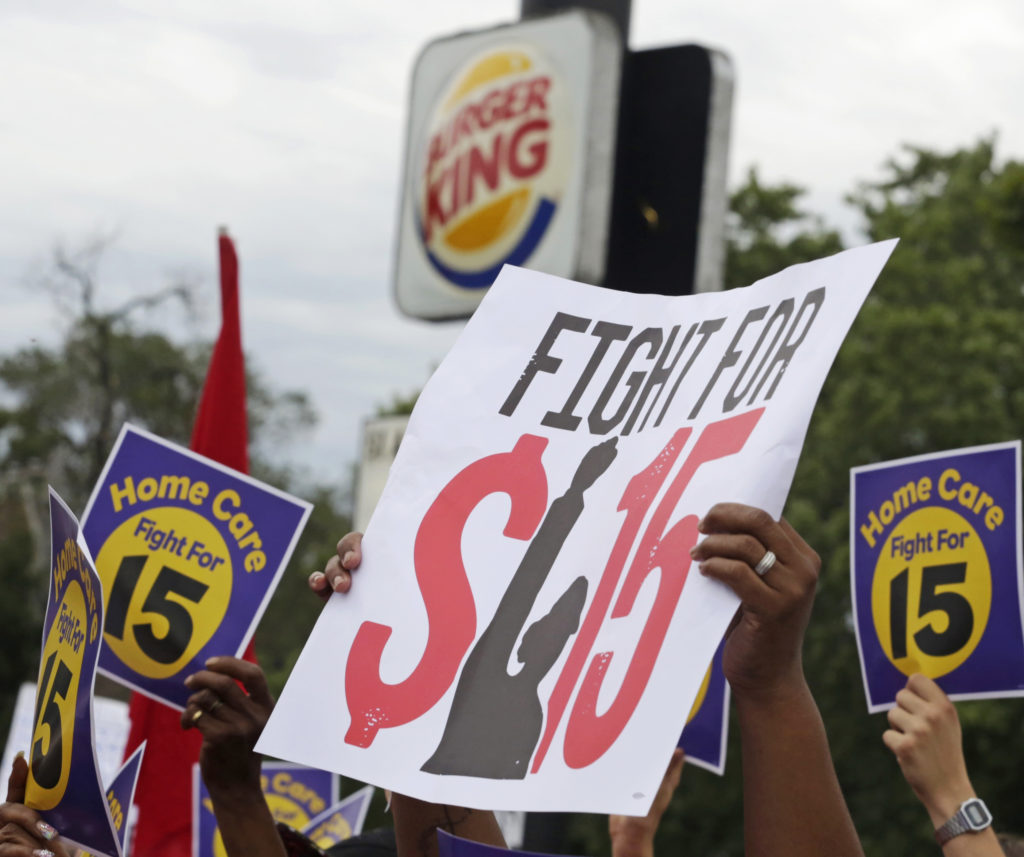 D.C.'s Minimum Wage Rises To $15, Ending The Fight For $15 | DCist