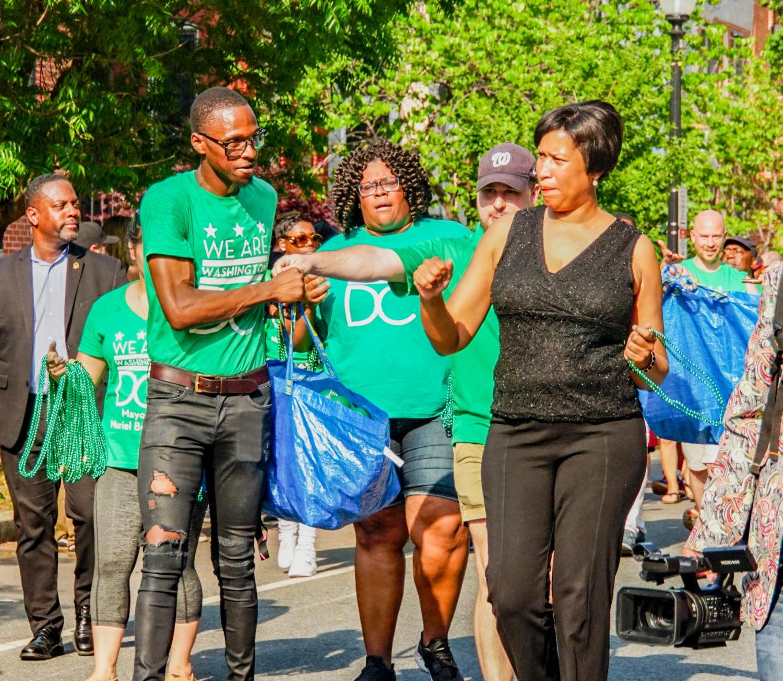 muriel bowser Mayor Muriel Bowser Releases Her Summer Jams | DCist