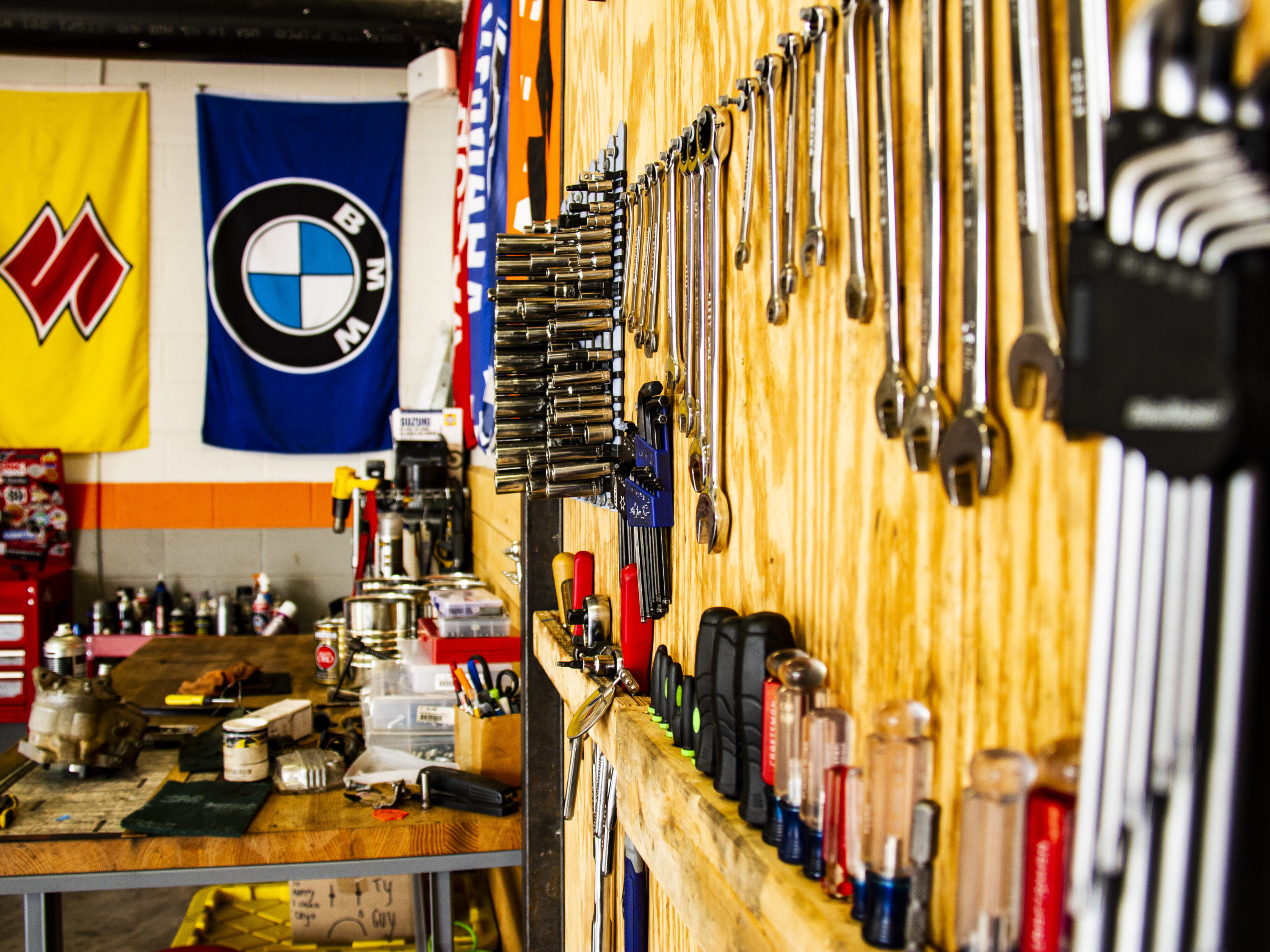 This Do-It-Yourself Shop Wants To Teach You The Art Of Motorcycle