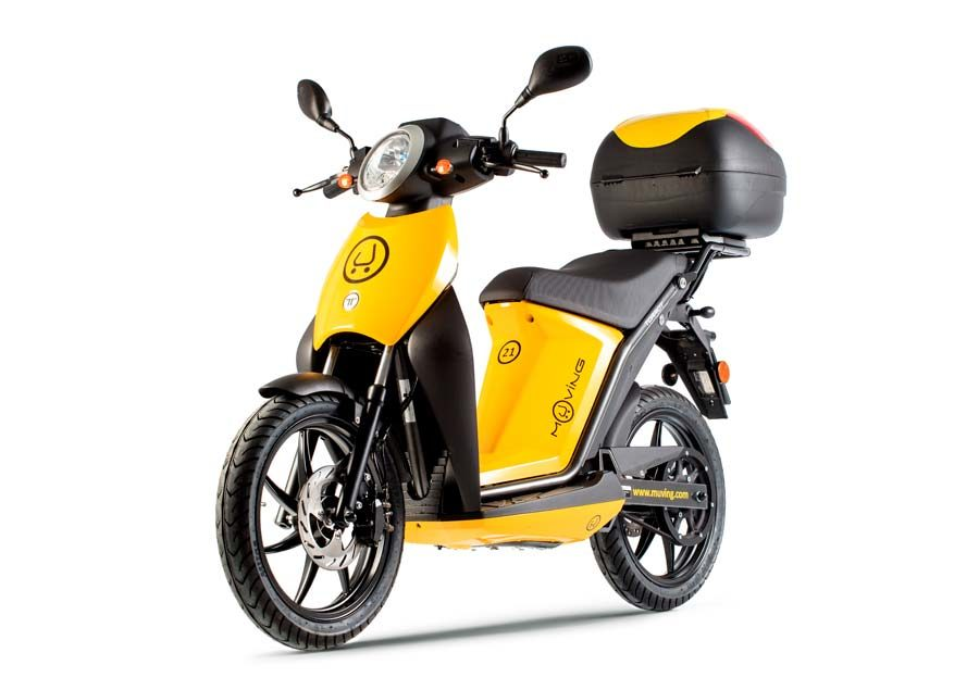 Mopeds Are Slated To Be The Latest Motorized Vehicles For