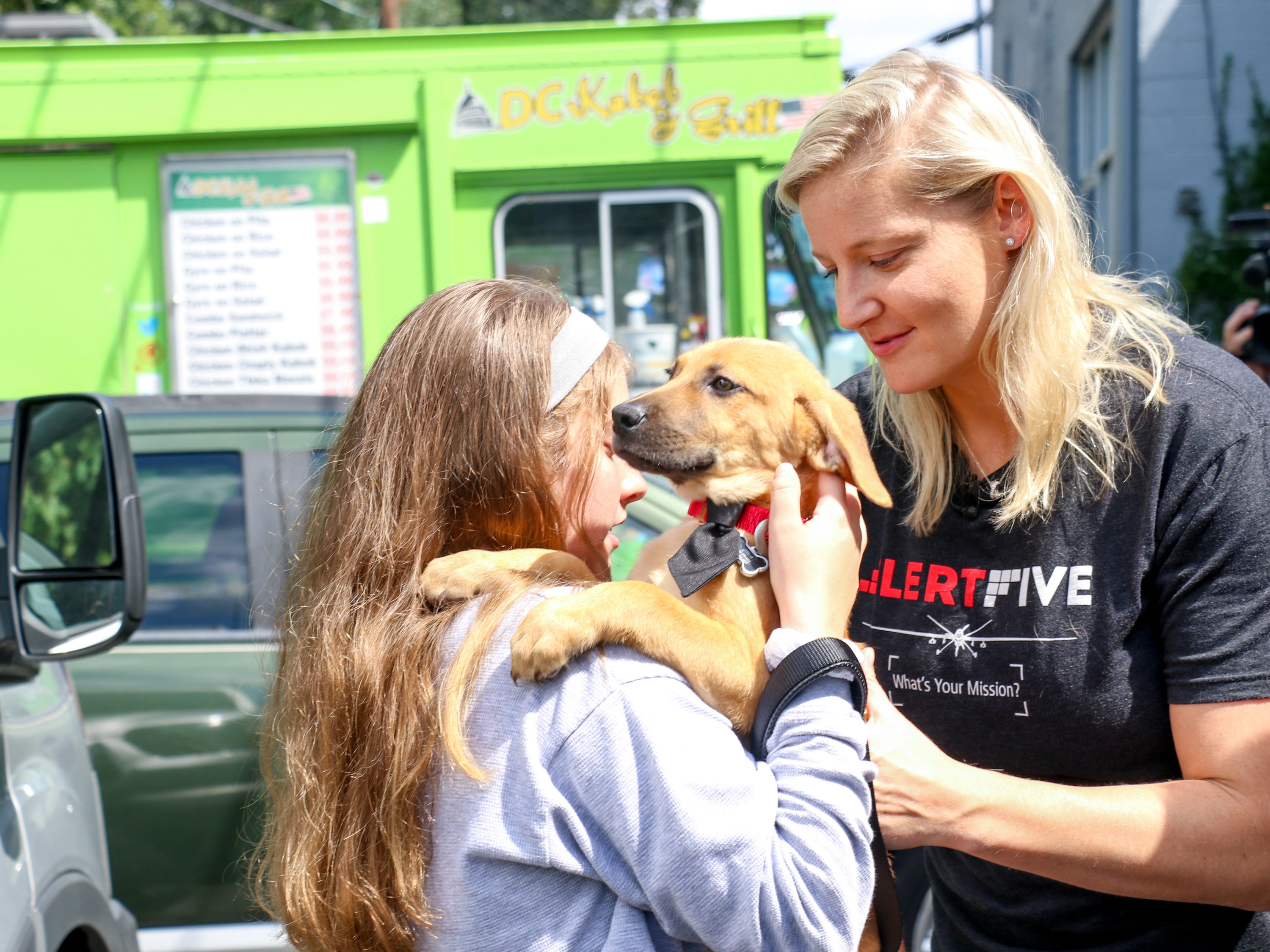Virginia Dog Rescue Finds New Homes For Hounds In Hurricane