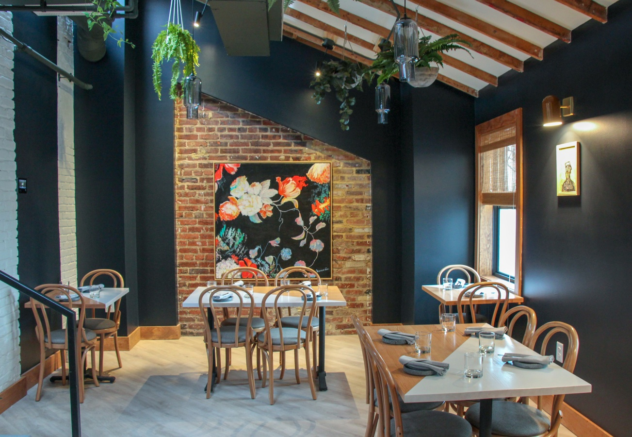 First Look At Dupont S New Korean Restaurant Anju House Fermented Kimchi Is The Star Dcist