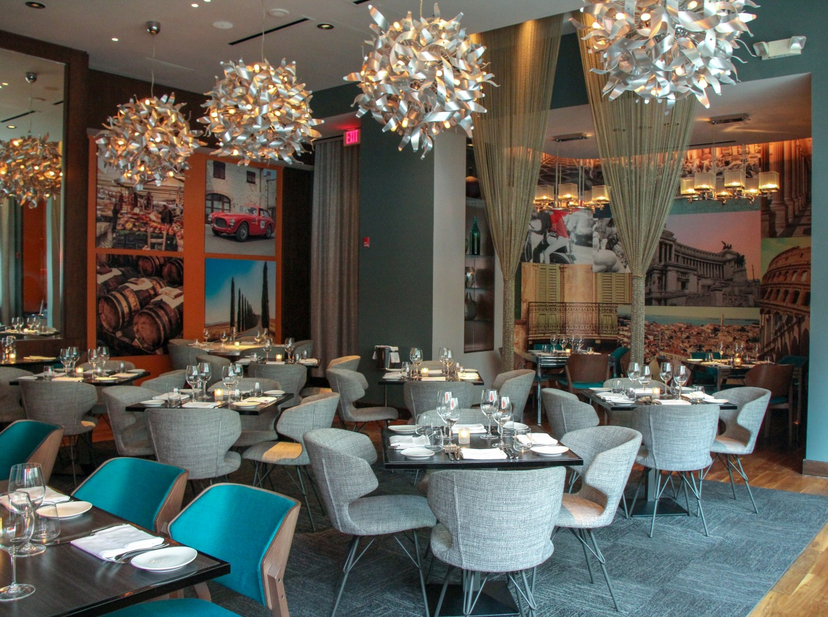 First Look Revamped Italian Restaurant Modena Puts All Its