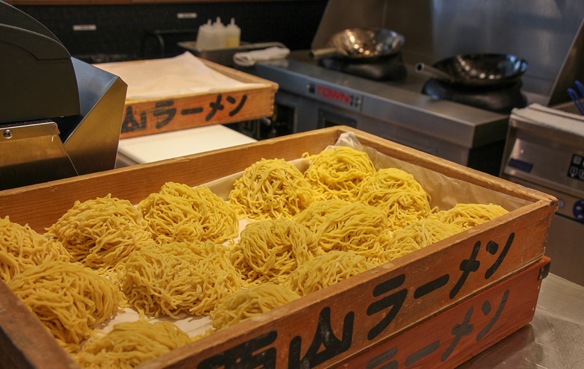 First Look Hatoba In Navy Yard Mixes Up Traditional Ramen