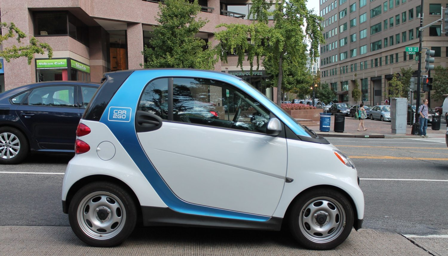 Car2go Is Closing Operations In D C Dcist