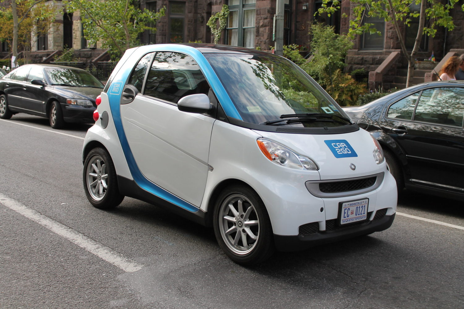 The Future Of Carsharing In D C Now That Car2go Has Gone Dcist