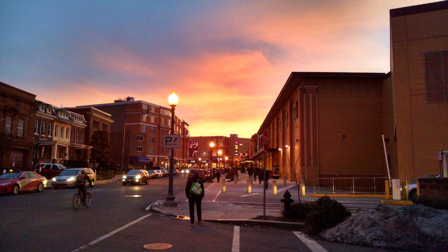 D.C. Residents Heard A Loud Boom In Northwest Last Night. The City