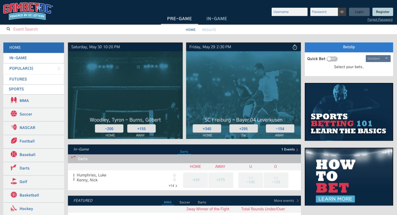 Dobet live betting sports five card poker betting rules raise