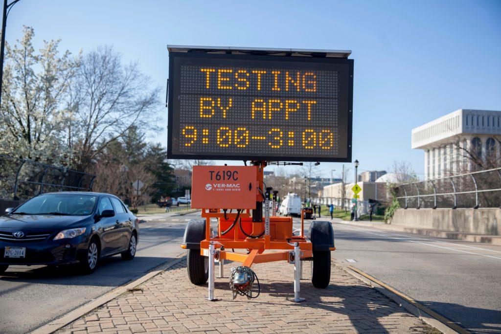 Details of Coronavirus Testing Is Still Restricted In D C ...