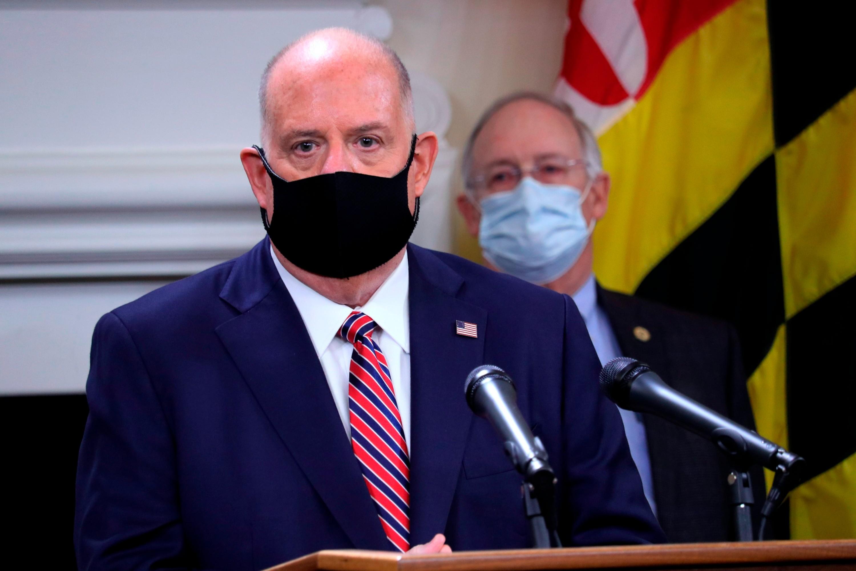 Maryland Gov. Hogan Rolls Back Some Phase Three Regulations As ...