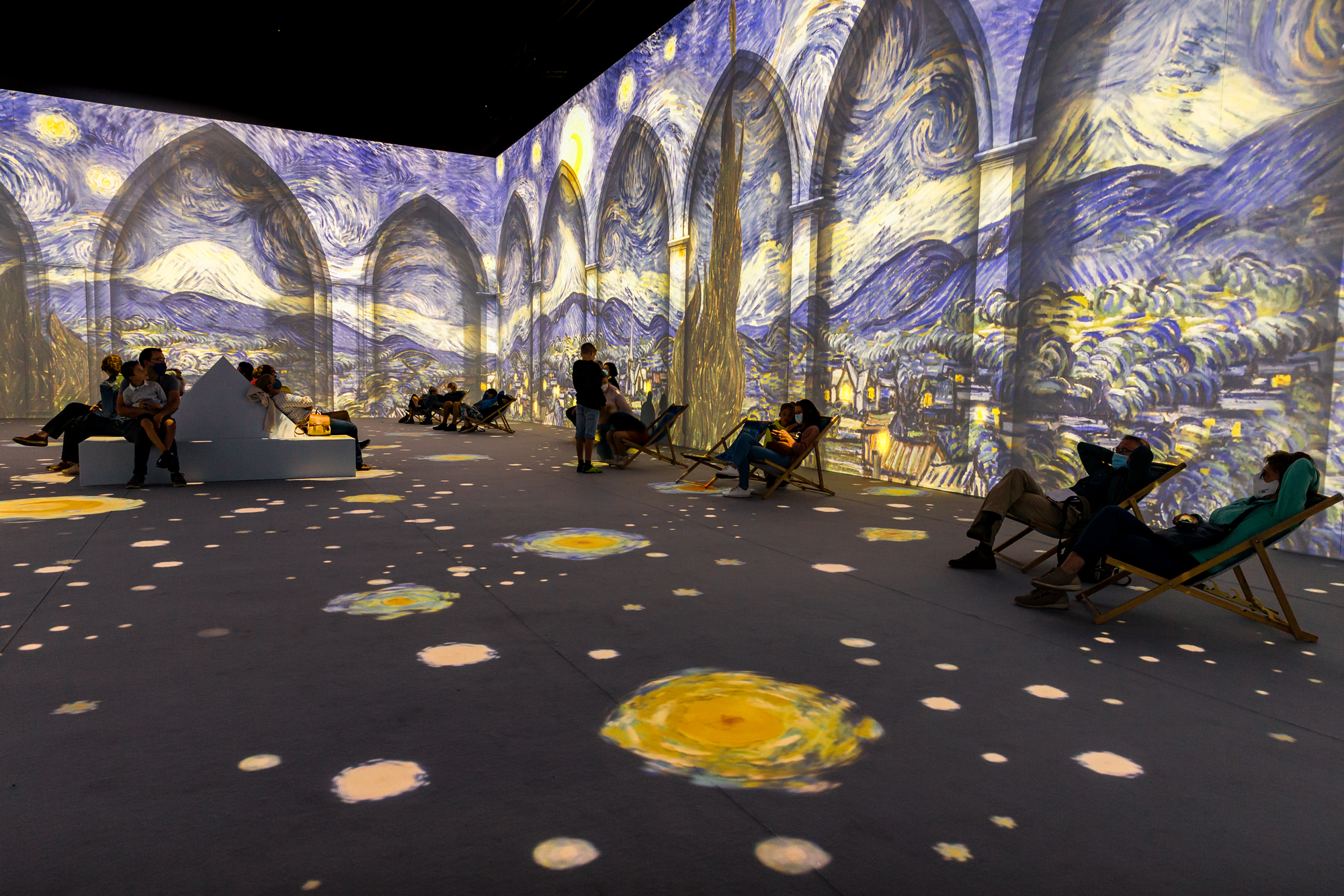 D.C. Is Getting An Immersive Van Gogh Exhibition This Summer | DCist